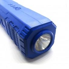 Колонка с фонариком Massive Sound TK-21 (blue)