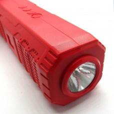 Колонка с фонариком Massive Sound TK-21 (red)