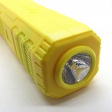 Колонка с фонариком Massive Sound TK-21 (yellow)