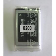АКБ 100% емкость Samsung X200