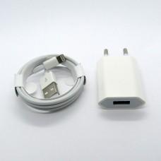 СЗУ блочек iPhone X+кабель