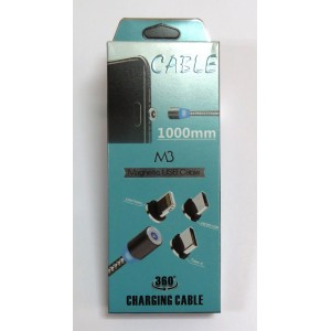 Data Cable micro-USB магнит M3 (gold)