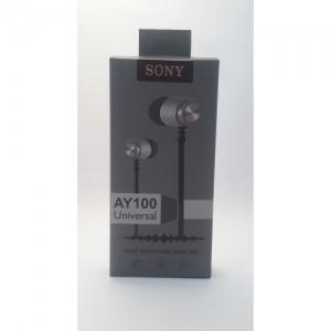 Hands Free Sony AY-100 (black)