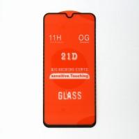 Стекло Samsung A40 21D (black)