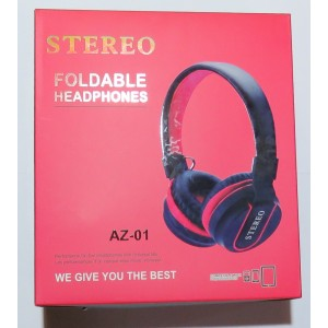 Hands Free STEREO AZ-01 (red)