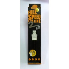 Data Cable Remax Full speed data line (black)