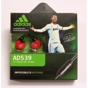 Hands Free Adidas AD-539 (red)