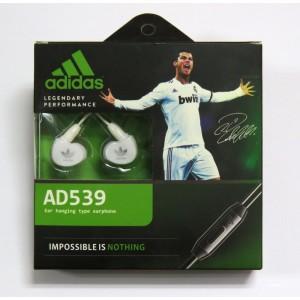 Hands Free Adidas AD-539 (white)