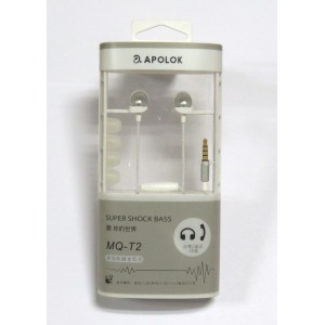 Hands Free Apolok MQ-T2 (white)