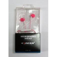 Hands Free Coman CM 32 (pink)