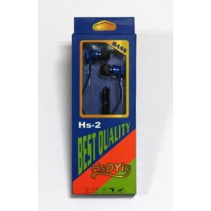 Hands Free HS-2 DYin (металл) (blue)