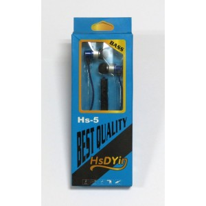 Hands Free HS-5 DYin (металл) (blue)