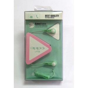 Hands Free Oppo LD 108 (green)