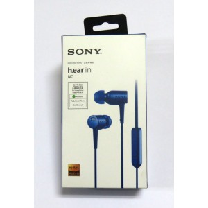 Hands Free Sony EX-750 (blue)