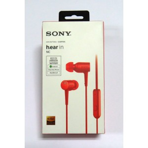 Hands Free Sony EX-750 (red)